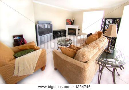 A Family Livingroom