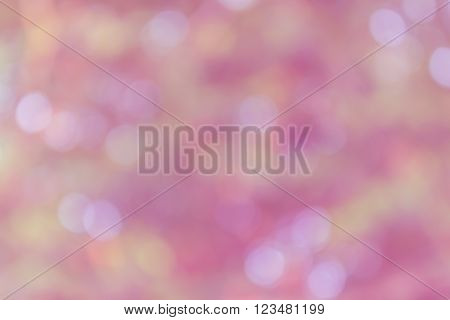 Wonderful Fantasy Mood Abstract Sweet Pink Background