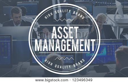 Assets Management Property Estate Finance Value Concept