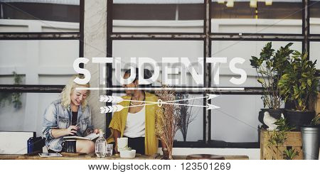 Student Novice Academic Education Studying Concept
