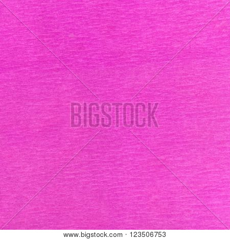 Vivid pink paper grungy texture, abstract background