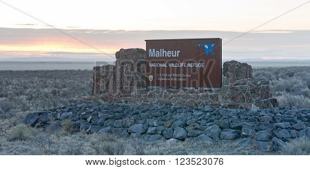 Malheur National Wildlife Refuge Refuge Closed Now Bundy occupation