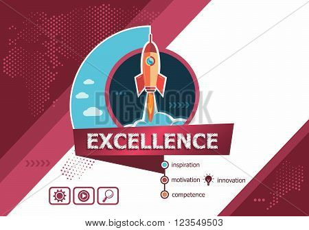Excellence Design Concepts For Business Analysis, Planning, Consulting, Team Work