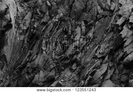 black stone structure background rock texture background