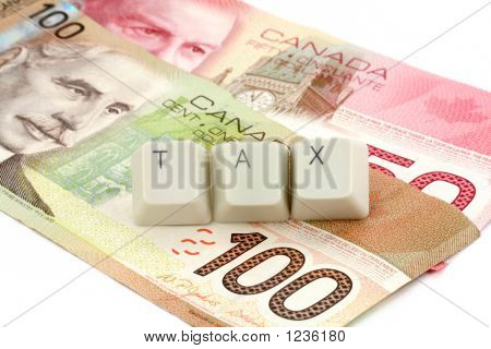 Canadian Dollar, Concept Of Tax