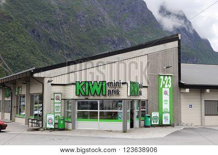Kiwi Store, Norway