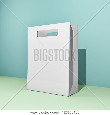 Blank shopping bags for sale
