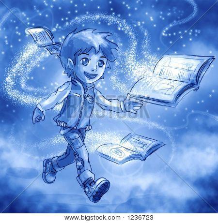 Novel Magic