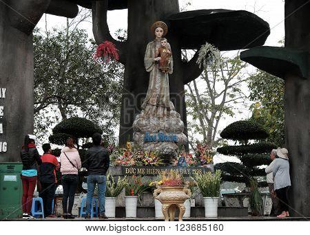 La Vang Holy Land, Quang Tri, Vietnam