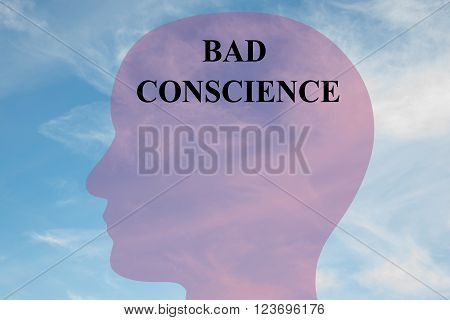 Bad Conscience Concept