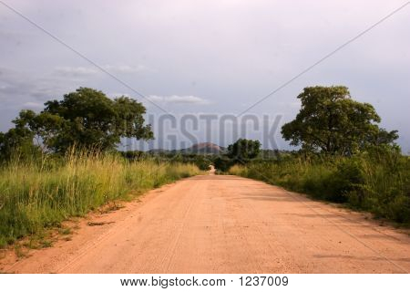 African Dirtroad
