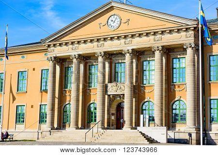 Blekinge Court