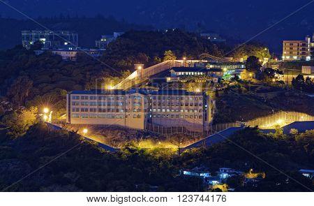 Tai Lam Correctional Institution , hong kong prison
