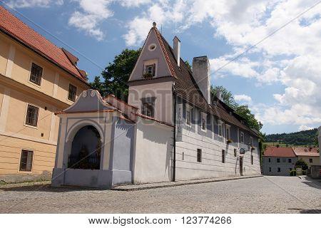 Cesky Krumlov Czech republic , View of the city