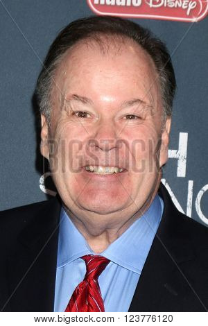 LOS ANGELES - MAR 29:  Dennis Haskins at the High Strung Premeire at the TCL Chinese 6 Theaters on March 29, 2016 in Los Angeles, CA