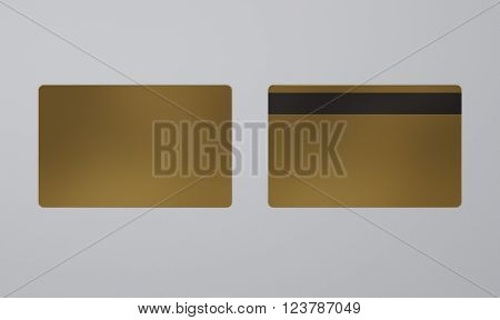 Golden Vip Card