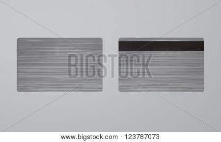 Steel Card Vip Card
