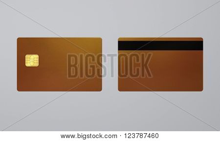 Cooper Card With Ic