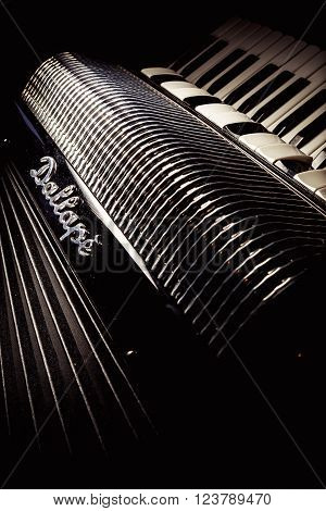 Dallape Accordion From Italy