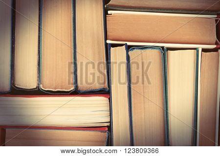 Books, macro view