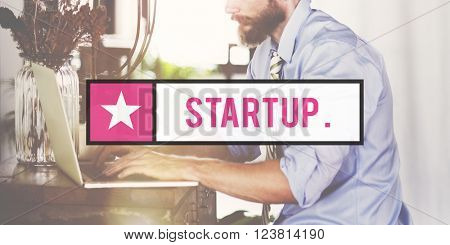 Startup Small Business Ownership New Business Concept