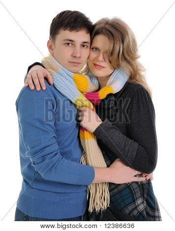 Scarf For Couple