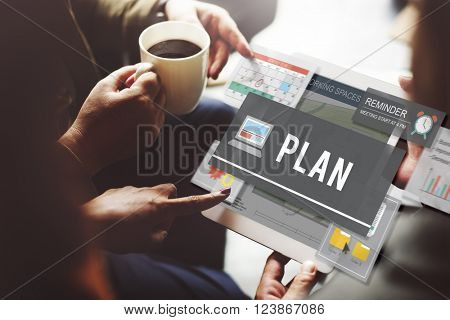 Plan Planning Design Operations Process Ideas Concept