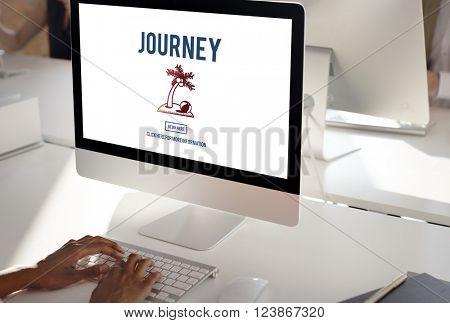 Explore Holiday Journey Travel Explore Concept