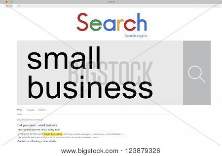 Small Business Niche Market Startup Product Ownership Concept