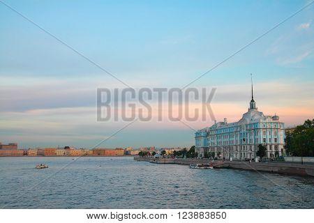 St. Petersburg, Cityscape