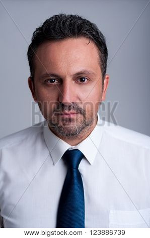 Portrait Of A Business Manager
