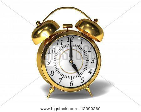 Gold alarm