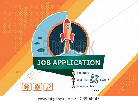 Job Application Concepts For Business Analysis, Planning, Consulting, Team Work