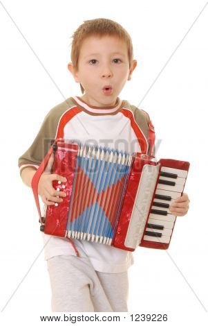 Accordion Boy 15