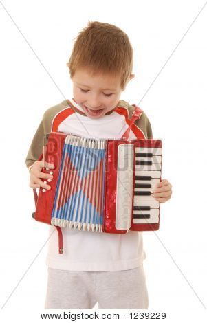 Accordion Boy 17