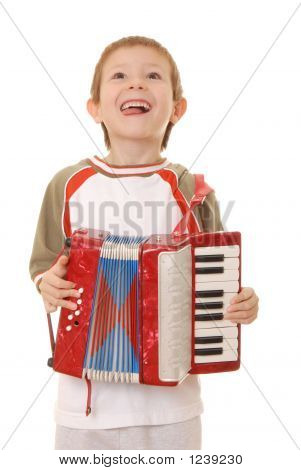 Accordion Boy 18