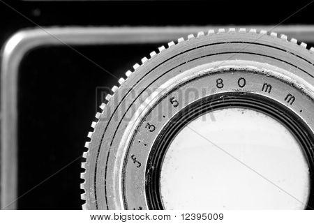 Vintage Reflex Camera Lens