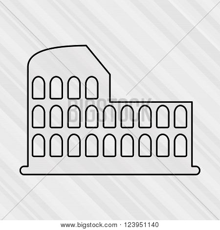 world monument design, vector illustration eps10 graphic