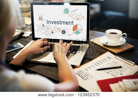 Investment Business Budget Credit Costs Concept