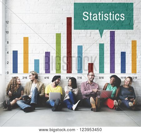 Statistics Statistical Financial Management Economics Concept