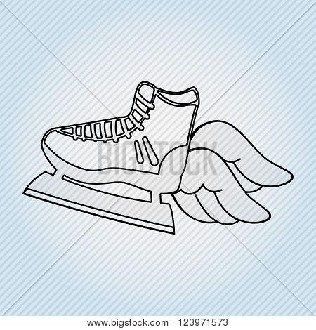 sport concept icon design, vector illustration eps10 graphic