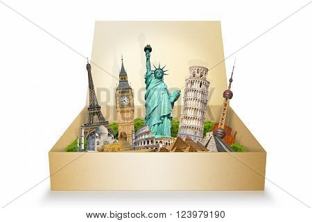 Famous Monuments Of The World