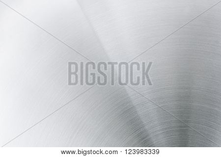 The polished metal surface. The background. The texture.