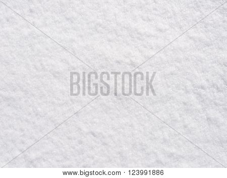 fresh snow texture great as a background