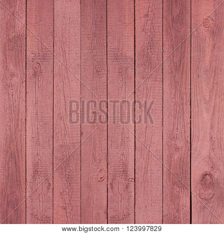 red wooden background or wood grain maroon texture