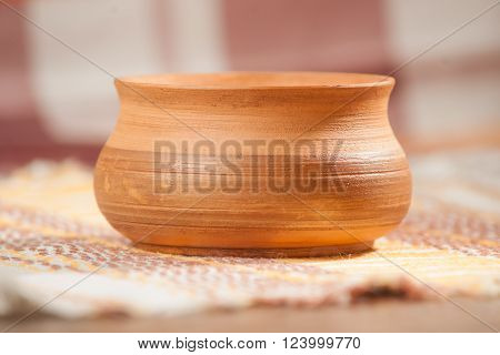 Traditional Handcrafted Bowl