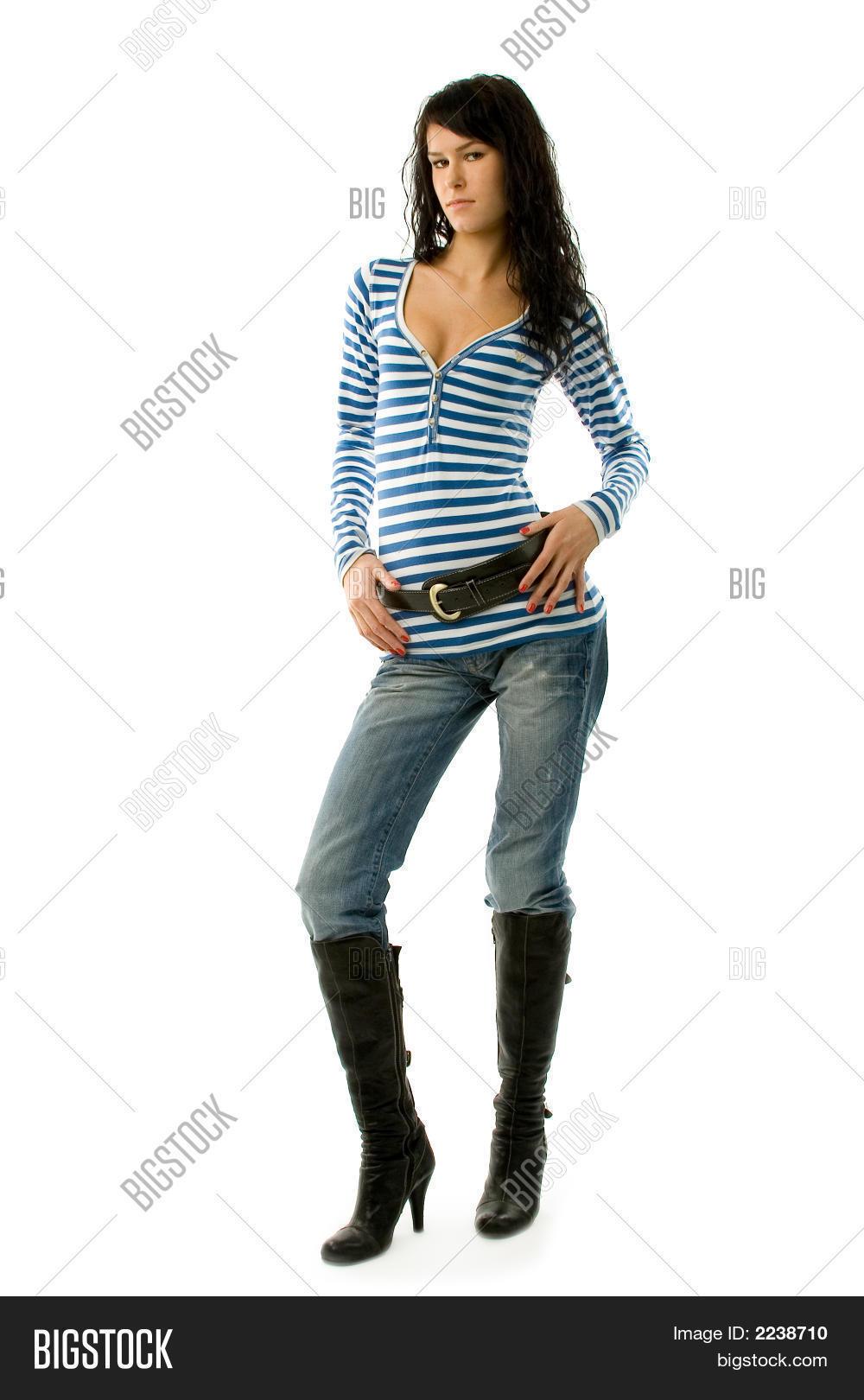 4a41fd1938 http   www.bigstock.com.br image-2238699 stock-photo-belo-retrato ...
