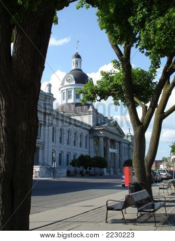 Kingston, Ontario City Hall