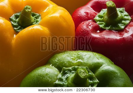 Asorted Peppers