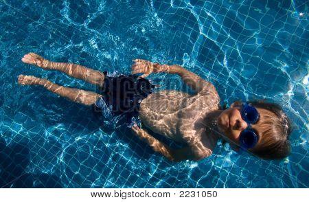 Pool Kid